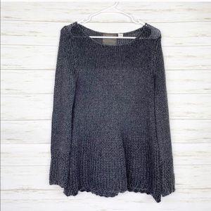Guinevere | Dark Grey Comfy Sweater